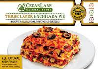 3 Layer Enchilada Pie, 12 of 11 OZ, Cedarlane