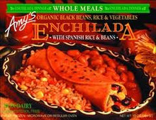Black Bean Enchilada, 12 of 10 OZ, Amy'S