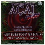Energy Blend 4 100g Pks, 8 of 14.11 OZ, Acai Wonderfruit