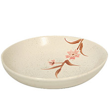 Sushi Sauce Plate Bamboo 4'  From AFG