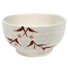 Sushi Udon Bowl Bamboo 6.5'  From AFG