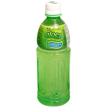 Paldo Green Tea Aloe Drink 16.9 fl oz  From Paldo