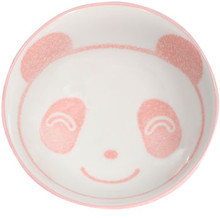 Child's Pink Panda Rice Bowl  From Kotobuki