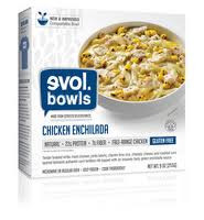 Chicken Enchilada, 12 of 9 OZ, Evol Foods