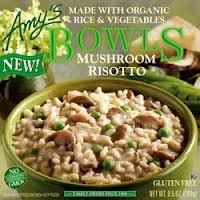 Mushroom Risotto, 12 of 9.5 OZ, Amy'S