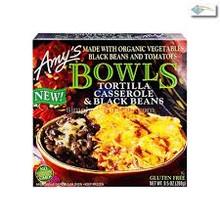 Tortilla Casserole & Black Beans, 12 of 9.5 OZ, Amy'S