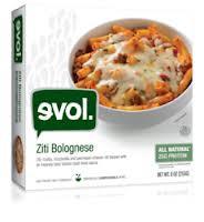 Ziti Bolognese, 12 of 9 OZ, Evol Foods
