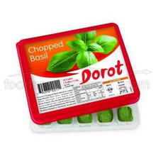 Basil, Chopped, 16 of 2.5 OZ, Dorot