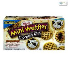 Chocolate Chip, 12 of 8 OZ, Van'S International Foods