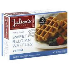 Vanilla, 4pk, 12 of 7.8 OZ, Julian'S Recipe