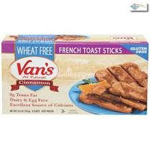 Wheat Free Cinnamon, 12 of 8.5 OZ, Van'S International Foods
