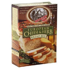 Bread Mix, Euro Cheese & Herb, 6 of 16 OZ, Hodgson Mill