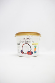 Shortening, 6 of 15 OZ, Nutiva