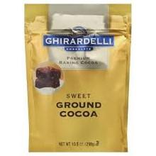 Sweet Ground Chocolate & Cocoa, 6 of 10.5 OZ, Ghirardelli