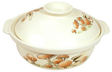 Clay Cooking Pot 9.5 in (24 cm)  From Venq