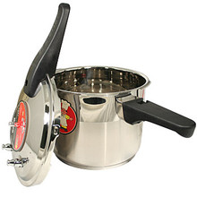 Pressure Cooker Stainless Steel 8'  From AFG