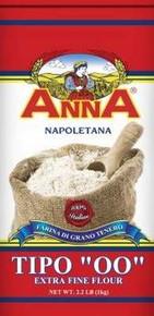 OO Flour, 10 of 2.2 LB, Anna