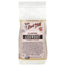 Arrowroot Starch Flour, 4 of 16 OZ, Bob'S Red Mill