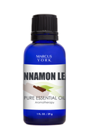 100% Cinnamon Leaf Oil - 1 oz