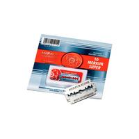 Merkur Super Platinum Stainless Blades