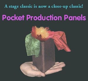 Pocket Production Panels - Leather