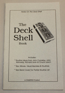 Deck Shell Book