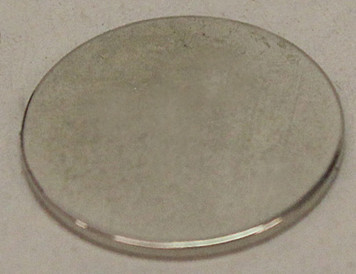 Super strong Neodymium Magnet .500 x .030 (10)