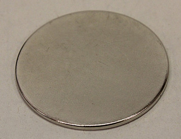"Super strong Neodymium Magnet 1.50"" x .060"" (3)"