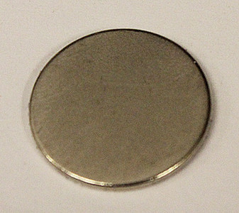"Super strong Neodymium Magnet .750"" x .050"" (5)"