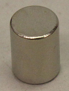 "Super strong Neodymium Magnet .187"" x .250"" (10) Rope Mags"