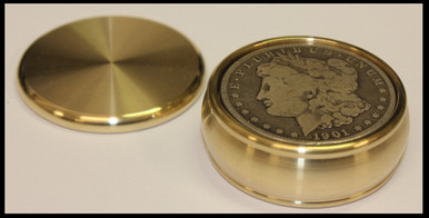 Buddha Dollar Coin Box