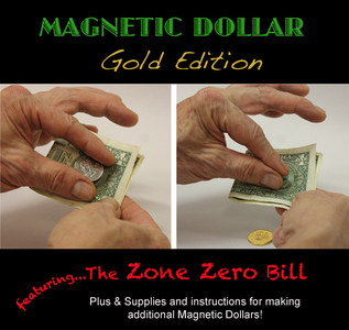 Magnetic Dollar - Gold Edition