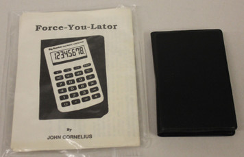 Force-You-Lator, by John Cornelius