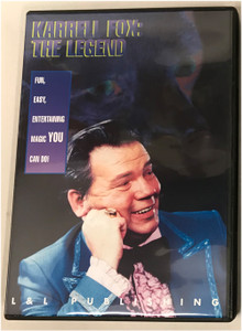 Karrell Fox: The Legend DVD