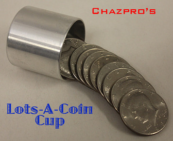Shamrock Lots-A-Coins Cup - Second