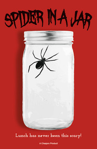 Spider In A Jar