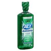 Act Restoring Rinse Icy Cool Mint - 18 Fl. Oz.