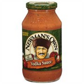 Newman's Own Vodka Sauce Pasta Sauce - 24 oz