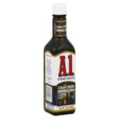 A1 Steak Sauce Cracked Peppercorn -10 oz