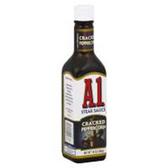 A1 Steak Sauce Cracked Peppercorn -10 oz