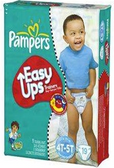 Pamper's Boys Easy Ups 4T - 5T -19ct