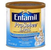 Enfammil Prosobee Lipid Soy Infant Powder Formula w/ Iron - 12.9