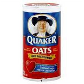 Quaker Oatmeal Old Fashion - 42 oz