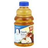 Gerber Apple Juice - 32 fl. Oz