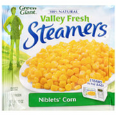 Green Giant Valley Fresh Steamers Corn-12 ct