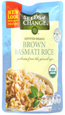Seeds of Change - Brown Basmati Rice -8.5oz