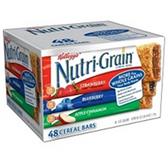 Kellogg's Nutri - Grain Variety Pack-48pk