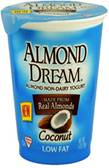 Almond Dream Yogurt - Coconut -6oz