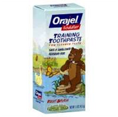 Braun Baby Orajel Fruit Splash Toothpaste - 1.5 Oz