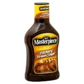 KC Masterpiece Hickory BBQ Sauce -16 oz